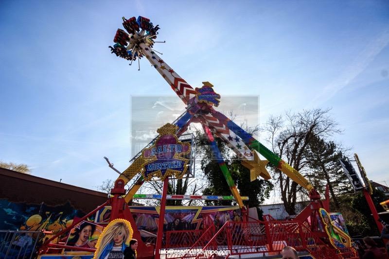 Used ride Salto Mortale (Mondial)