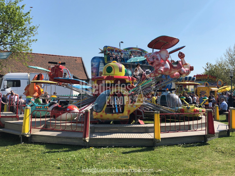 Used ride Mini Flug (Zamperla)
