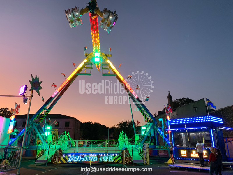 Used ride Inversion #1 (KMG)