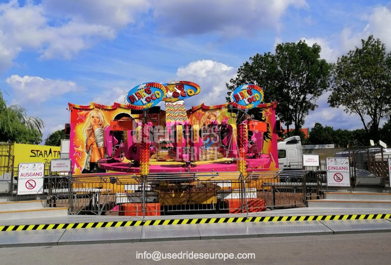 Used ride Disco Loco (Technical Park)