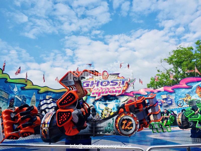 Used ride Ghost Rider (Huss)